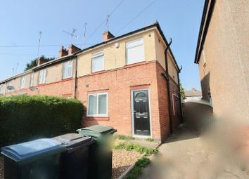 Thumbnail 4 bed end terrace house for sale in Gerard Avenue, Coventry