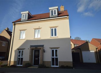 Thumbnail 3 bed detached house for sale in Maze Avenue, Queens Hill, Norwich