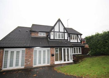 Thumbnail 4 bedroom detached house to rent in Falconwood Chase, Worsley, Manchester