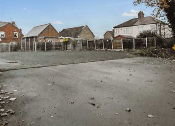 Thumbnail Land for sale in Bradfield Road, Crewe, Cheshire