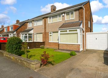 Thumbnail 3 bed semi-detached house for sale in Westerfield Way, Silverdale, Nottingham