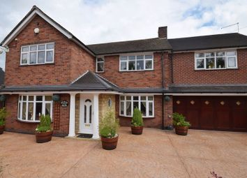 Thumbnail 4 bed detached house for sale in Berwick Road, Sneyd Green, Stoke-On-Trent