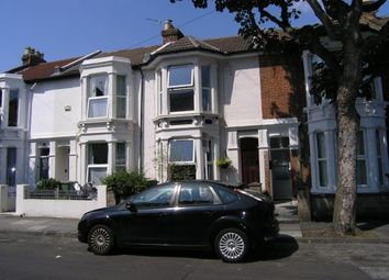 Thumbnail 4 bed terraced house for sale in Gains Road, Southsea