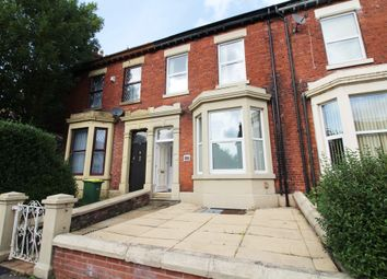 Thumbnail 4 bed terraced house to rent in Tulketh Road, Ashton-On-Ribble, Preston