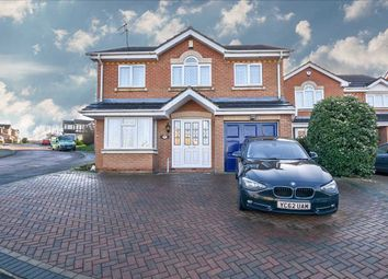 4 bed detached house for sale in Holcot Close, Wellingborough NN8