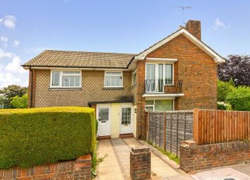 Thumbnail 3 bed flat to rent in Burford Close, Worthing