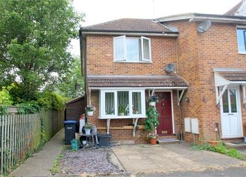 Thumbnail 1 bed end terrace house for sale in Alton Court, Aymer Drive, Staines-Upon-Thames, Surrey