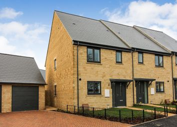 Thumbnail 3 bed end terrace house for sale in Edgehill Close, Carterton