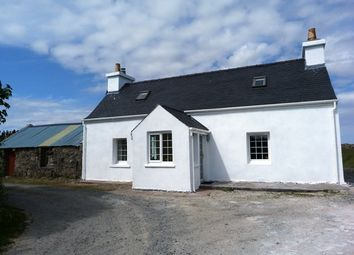 Thumbnail 2 bed detached house for sale in Newvalley, Isle Of Lewis