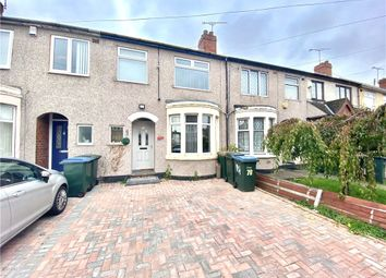 Thumbnail 3 bed terraced house for sale in Dunster Place, Coventry, West Midlands
