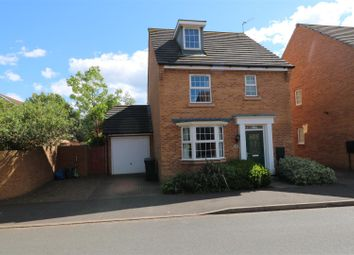 Thumbnail 4 bedroom detached house for sale in Meek Road, Newent