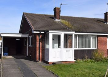 Thumbnail 2 bed semi-detached bungalow for sale in Ellerbrook Drive, Burscough, Ormskirk