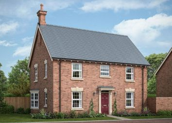 Thumbnail 4 bed detached house for sale in The Bicton, Hilltop View, Burton On Trent