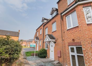 Thumbnail 3 bed terraced house for sale in Whitney Close, Raunds, Wellingborough