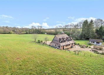 4 bed detached house for sale in Romsey Road, Whiteparish, Salisbury, Wiltshire SP5