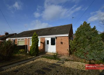Thumbnail 2 bed bungalow to rent in Ridgemere Road, Heswall, Wirral