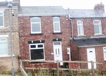 Thumbnail 2 bed terraced house to rent in Clarence Gardens, Crook, County Durham.