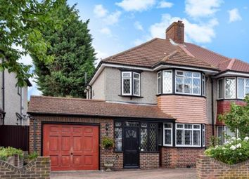 Thumbnail 3 bed semi-detached house for sale in Hawkhurst Way, West Wickham