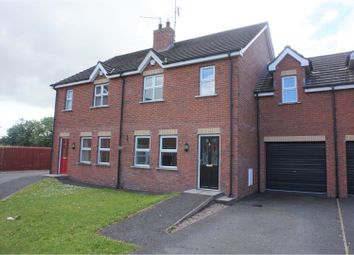Thumbnail 4 bed semi-detached house for sale in Linen Green, Armagh