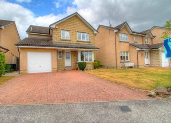 Thumbnail 4 bed detached house for sale in Dawson Drive, Skene, Westhill