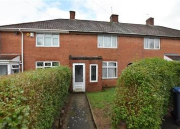Thumbnail 3 bed terraced house for sale in Shilton Grove, Northfield, Birmingham