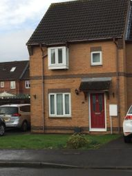 Thumbnail 3 bedroom end terrace house to rent in The Barrows, Weston-Super-Mare