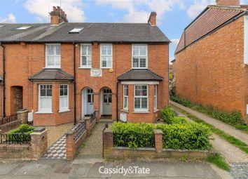 Thumbnail 3 bed end terrace house for sale in Upper Station Road, Radlett, Hertfordshire