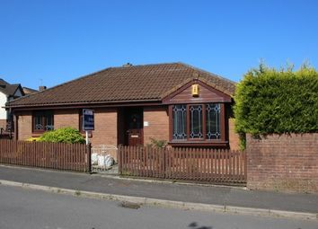 Thumbnail 2 bed detached bungalow to rent in Hollybush Drive, Swansea