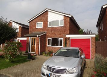 Thumbnail 4 bed detached house for sale in Saxon Drive, Burwell, Cambridge