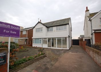 Thumbnail 4 bed detached house for sale in Abercorn Place, Blackpool