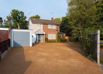 Thumbnail 4 bed detached house for sale in Parkhill Road, Blackwater, Camberley