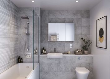 Thumbnail 2 bed flat for sale in Waterden Road, London