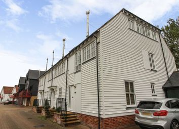Thumbnail 3 bed property to rent in North Quay, Conyer, Sittingbourne