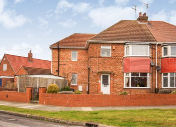 Thumbnail 4 bed semi-detached house for sale in Cranbrook Avenue, York