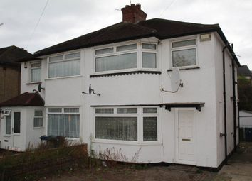 Thumbnail 4 bed property to rent in Twyford Road, Harrow