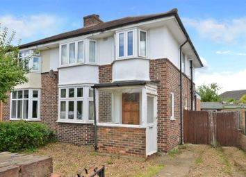 Thumbnail 3 bed semi-detached house for sale in Faraday Road, West Molesey