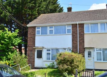 Thumbnail 3 bed end terrace house for sale in Galmington Road, Taunton, Somerset