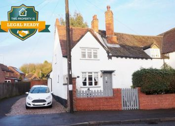 Thumbnail 2 bed cottage for sale in Coleshill Road, Curdworth, Sutton Coldfield