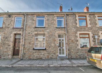 Thumbnail Terraced house for sale in King Street, Cwmdare, Aberdare
