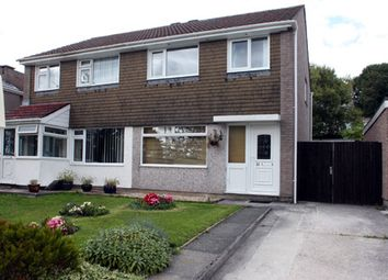 Thumbnail 3 bed semi-detached house to rent in Oak Road, Tavistock