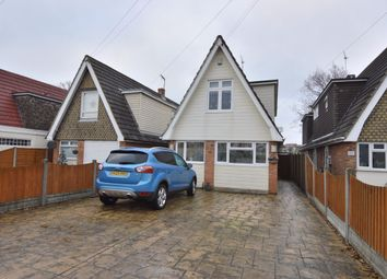 Thumbnail 3 bed detached house for sale in Burnham Road, Hockley