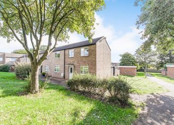 Thumbnail 4 bed end terrace house for sale in Great Cornard, Sudbury, Suffolk