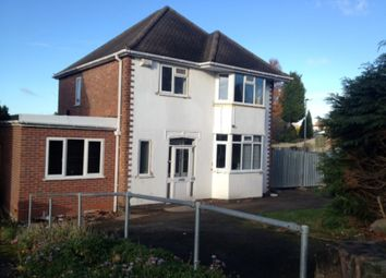 Thumbnail 3 bed detached house for sale in Hamstead Hall Road, Handsworth Wood, Birmingham, West Midlands