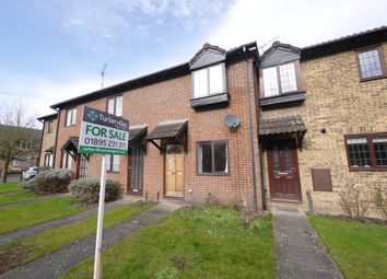 Thumbnail 2 bed terraced house for sale in Amberley Way, Uxbridge