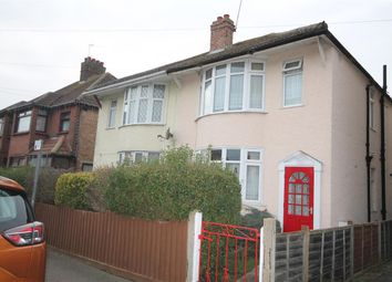 Thumbnail 3 bed semi-detached house for sale in Carrs Road, Clacton-On-Sea