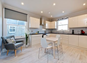 Thumbnail 4 bed flat to rent in Fulham Palace Road, London