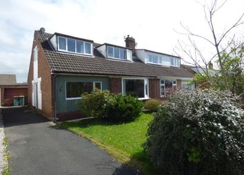Thumbnail 4 bedroom semi-detached house for sale in Lansdown Hill, Fulwood, Preston, Lancashire