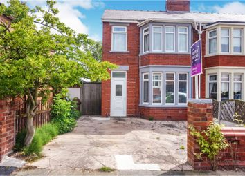 Thumbnail 3 bed semi-detached house for sale in Torsway Avenue, Blackpool