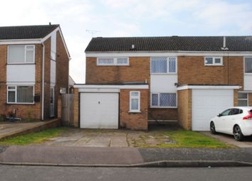 Thumbnail 3 bed semi-detached house to rent in Freshwater Close, Wigston