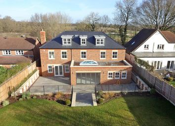 Thumbnail 6 bedroom detached house for sale in Tilehurst Lane, Binfield